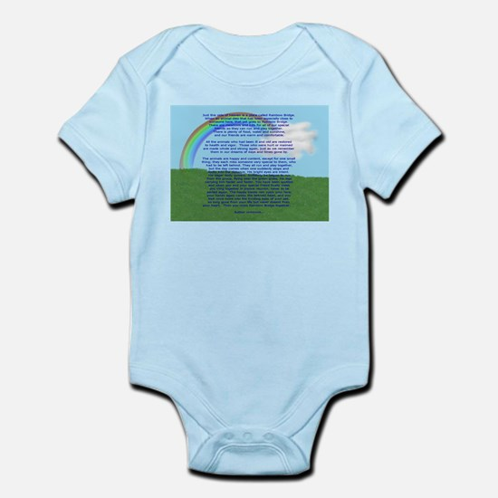RainbowBridge2.jpg Infant Bodysuit
