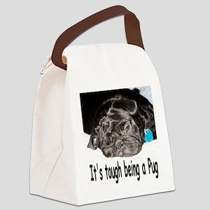 MollieLight Canvas Lunch Bag