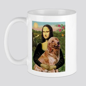 Mona's Golden Retriever Mug