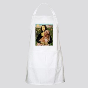 Mona's Golden Retriever Apron