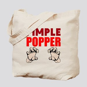 Pimple Popper Tote Bag