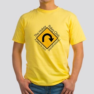 Hokey Pokey Clinic Yellow T-Shirt