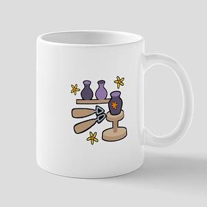 Pottery Hobby Tools Mugs