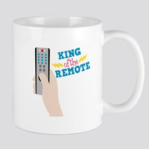 King Of The Remote Mugs