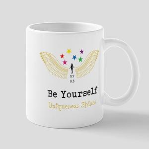 B.Y.-U.S. Mugs
