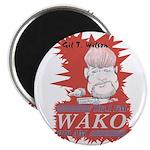 Gil T. Wilson on WAKO magnet