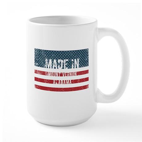 Made in Mount Vernon, Alabama Mugs