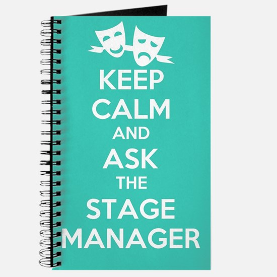 Unique Stage manager theatre tech Journal