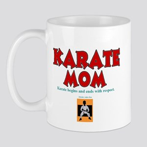 Respect the Karate Mom Mug