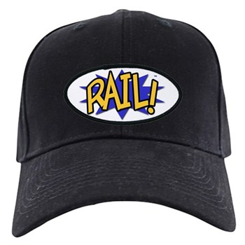 Rail! Black Cap