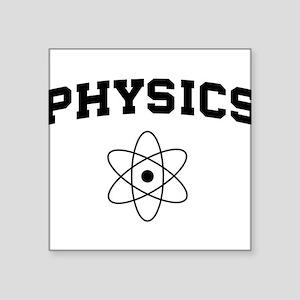 Physics atom Sticker