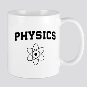 Physics atom Mugs