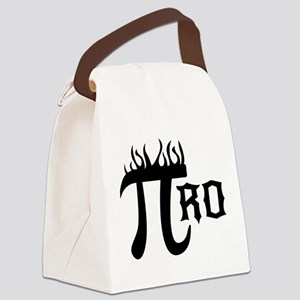 Pi-ro Canvas Lunch Bag