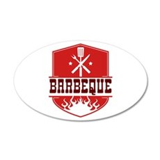 Barbeque Wall Decal
