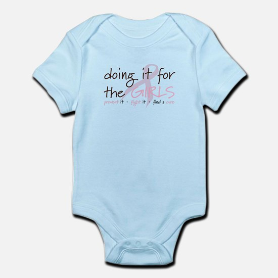 Breast Cancer Awareness Shirt Infant Bodysuit