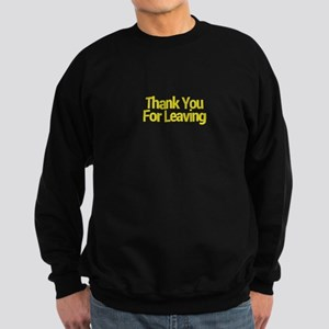 Curb Your Enthusiasm Thank You For Leav Sweatshirt