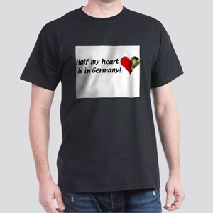 Germany Ash Grey T-Shirt