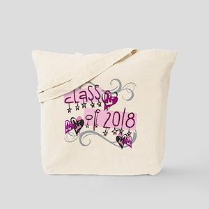 class of 2018 stars Tote Bag