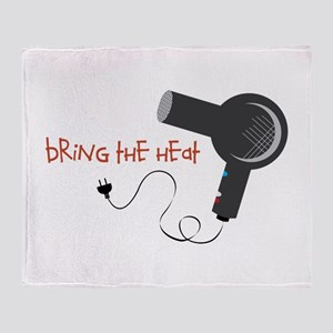 Bring The Heat Throw Blanket