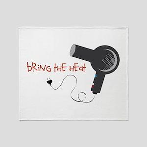 Bring The Heat Throw Blanket