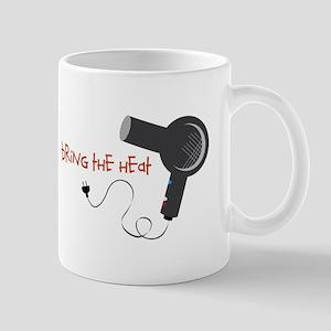 Bring The Heat Mugs