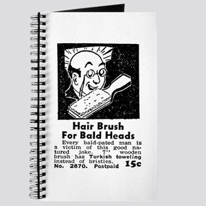 BALD HEAD BRUSH Journal