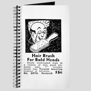 BALD HEAD BRUSH Journal