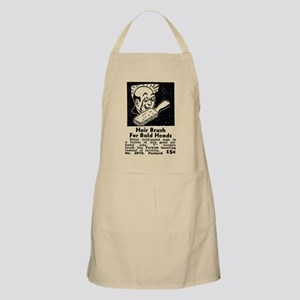 BALD HEAD BRUSH BBQ Apron