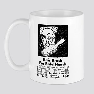 BALD HEAD BRUSH Mug