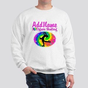 FIGURE SKATER Sweatshirt