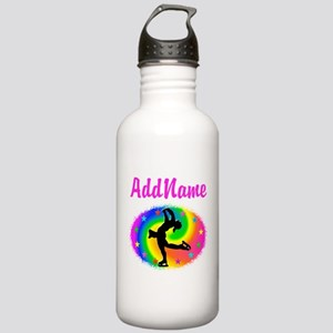 ICE PRINCESS Stainless Water Bottle 1.0L