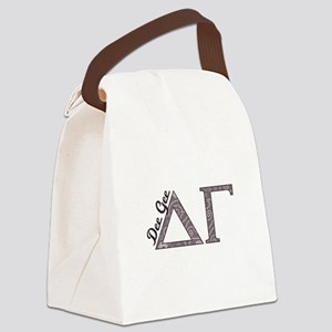 Dee Gee Canvas Lunch Bag