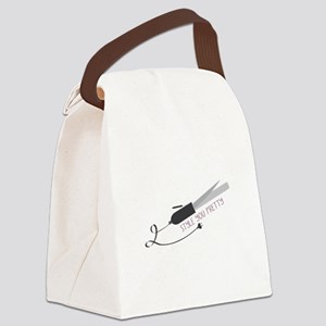 Style You Pretty Canvas Lunch Bag