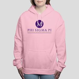 Phi Sigma Pi Monogrammed Women's Hooded Sweatshirt