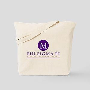 Phi Sigma Pi Monogrammed Tote Bag
