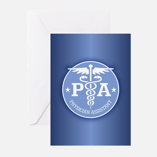 Cad PA (rd) Greeting Cards