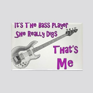 She Digs The Bass Magnets