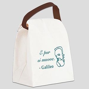 Galileo-2 Canvas Lunch Bag
