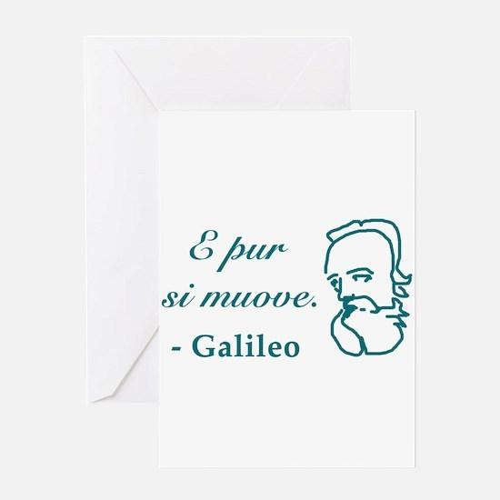 Galileo-2 Greeting Cards