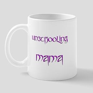 Unschooling Mama 2 Mug