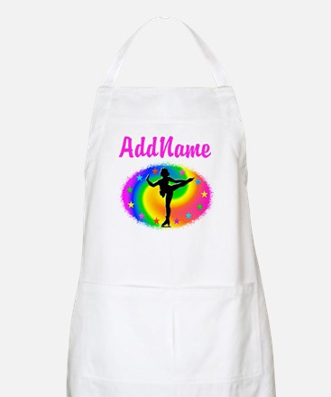 LOVE SKATING Apron