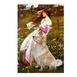 Windflowers / Golden Postcards (Package of 8)