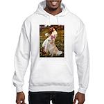 Windflowers / Golden Hooded Sweatshirt