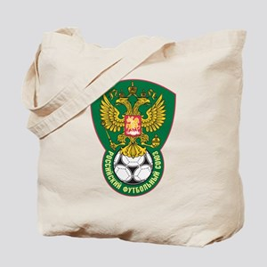 Russia Football  Tote Bag
