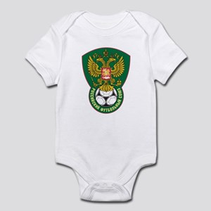 Russia Football  Infant Bodysuit