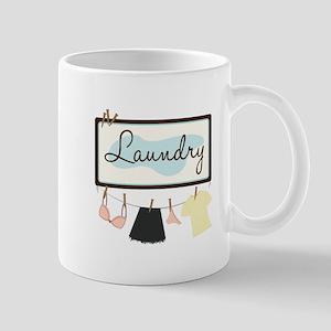 Laundry Mugs