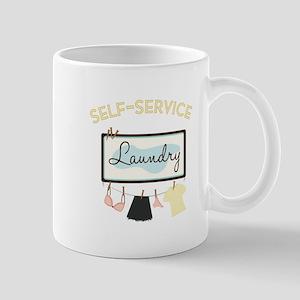 Self-Service Mugs