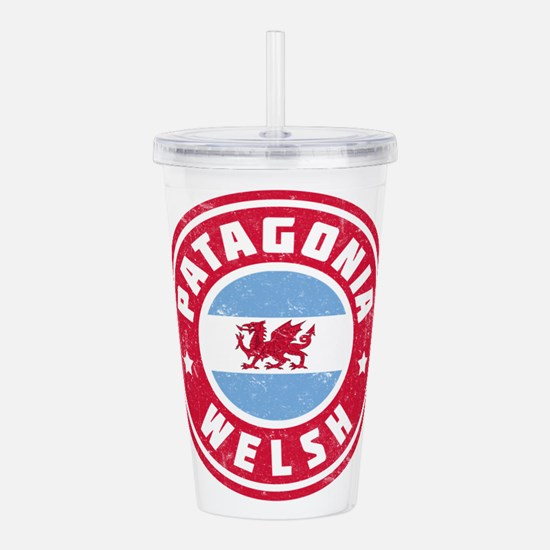 Patagonia Welsh Flag Acrylic Double-wall Tumbler