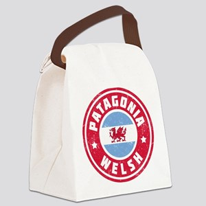 Patagonia Welsh Flag Canvas Lunch Bag
