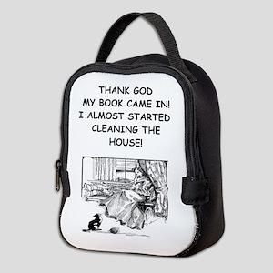 reader Neoprene Lunch Bag